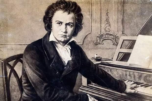 Бетховен міг отруїтись свинцем у вині