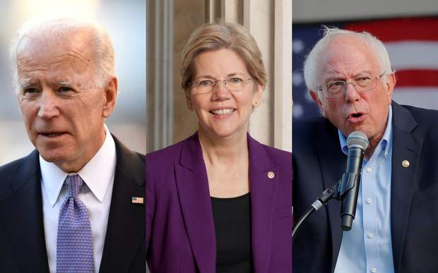 Дебати Вибори Америка Демократи