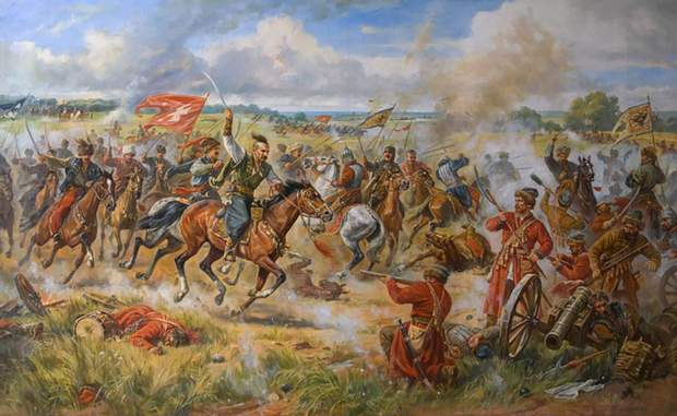 Конотопська битва козаки історія