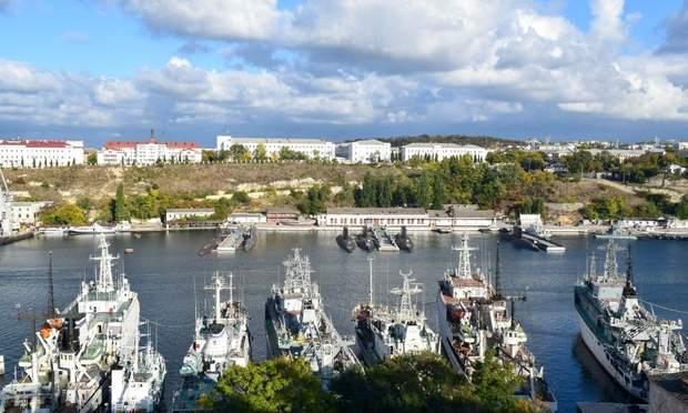 кораблі Росія Чорноморський флот Севастополь