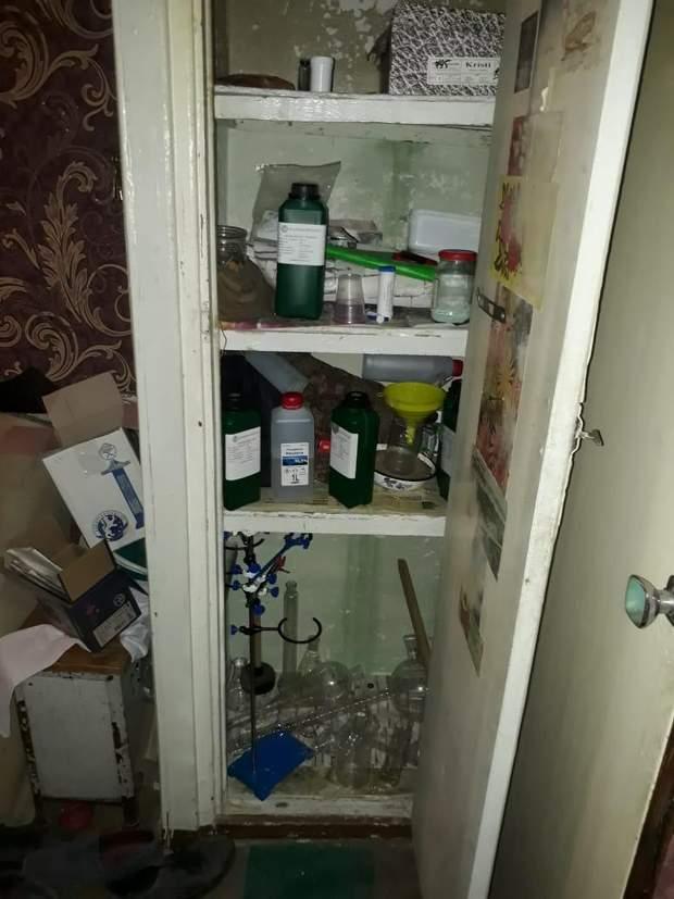 наркотики медик Луганщина