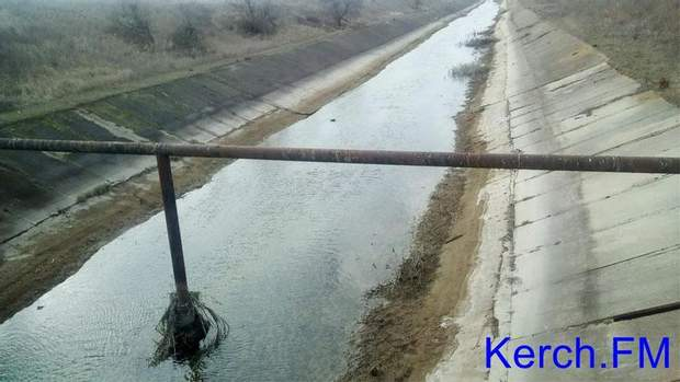 Крим проблеми з водою