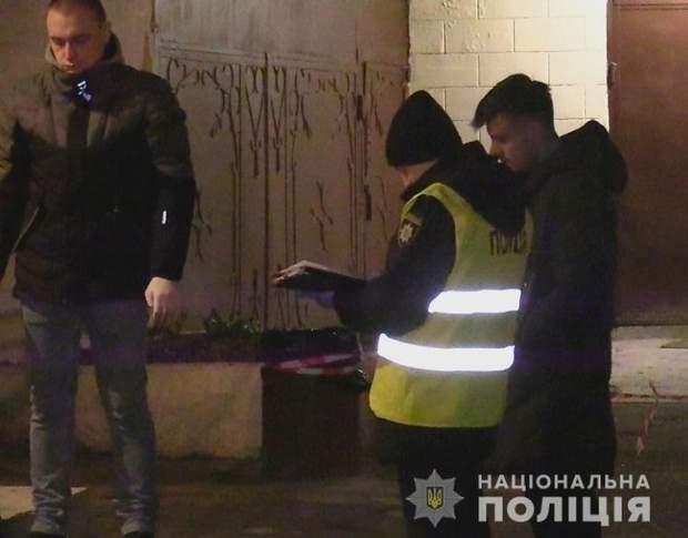 вбивство ветерана АТО у Києві