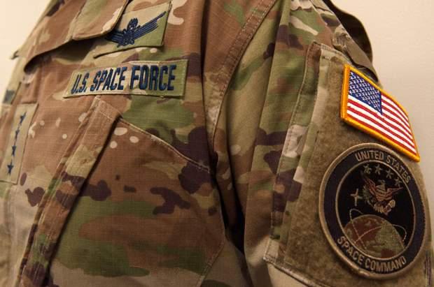 Космічні війська США