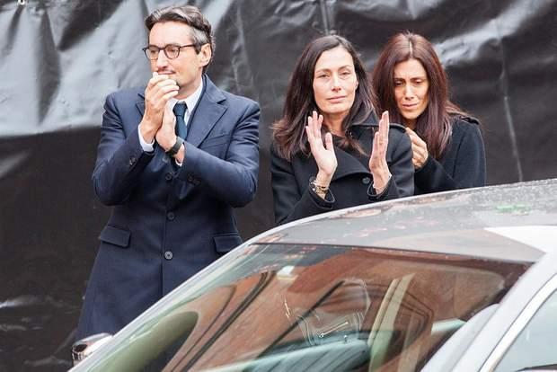 Джованні Ферреро з дружиною Паоло