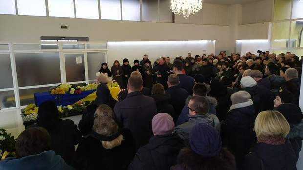 марія микитюк бортпровідниця похорон авіакатасфрофа мау в ірані
