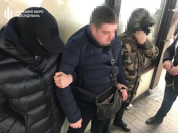 дбр хабар 50 тисяч гривень наркотики
