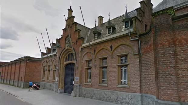 в'язниця тюрма бельгія