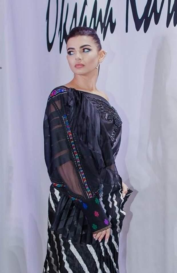 Вбрання від Оксани Караванської