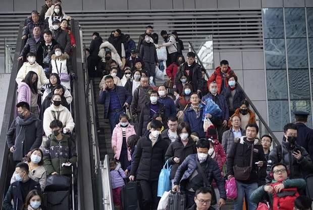 Вирус Китай