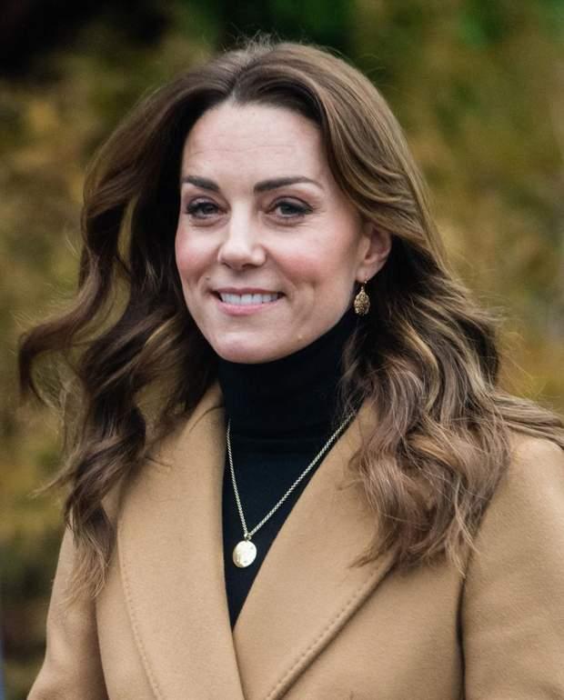 Кейт Міддлтон показала особливу прикрасу