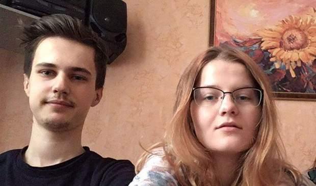 Олександр Долгополов і Майя Чеснокова