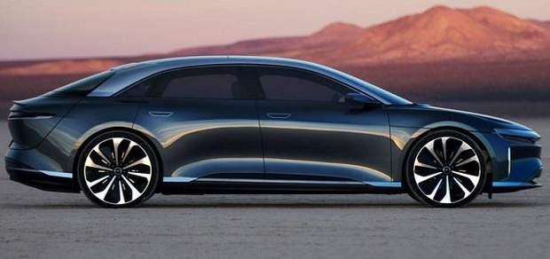 Производитель очередного 'убийцы Tesla' открыл предзаказ на незавершенный электромобиль
