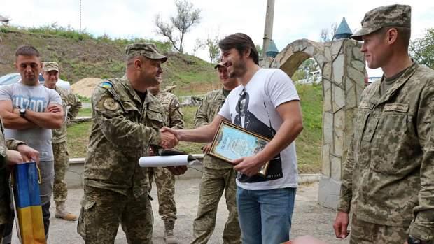 Сергій Притула займається волонтерством
