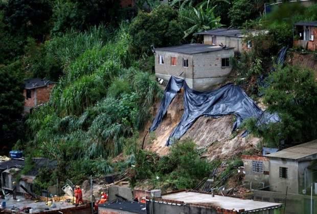 бразилія зливи жертви дощі