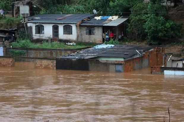 бразилія дощі зливи жертви