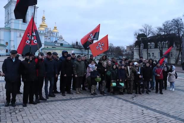 марш Київ