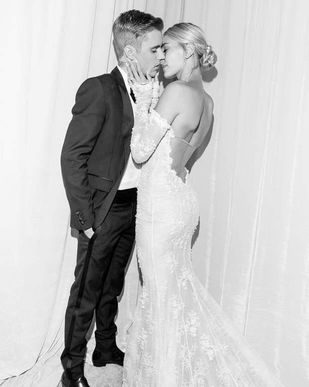 Джастін Бібер та його дружина