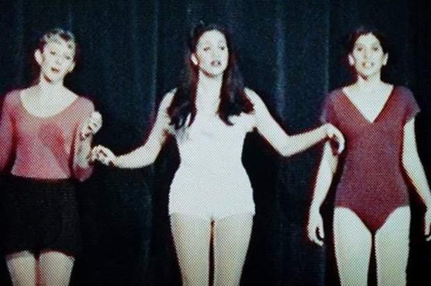 Меган Маркл роздягнулась на сцені до трико