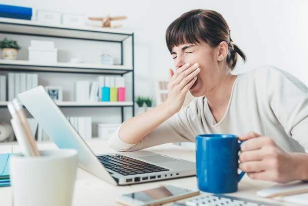 Позіхання допомагає роботі мозку