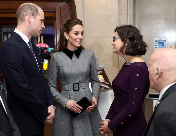 Принц Вільям і Кейт Міддлтон у Вестмінстері