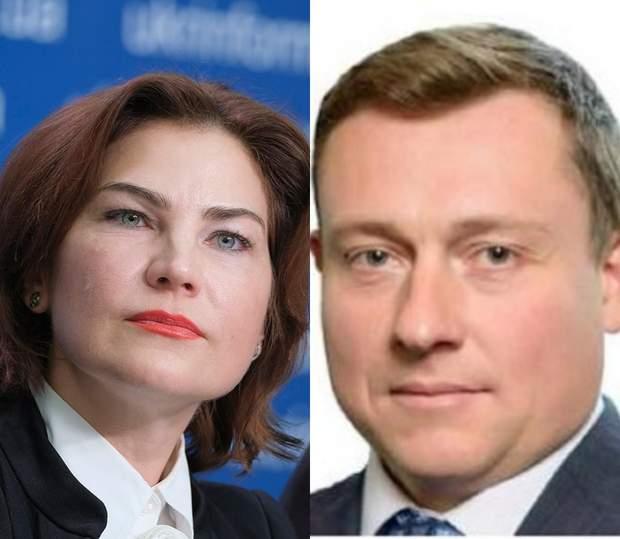 Ірина Венедіктова Олександр Бабіков ДБР
