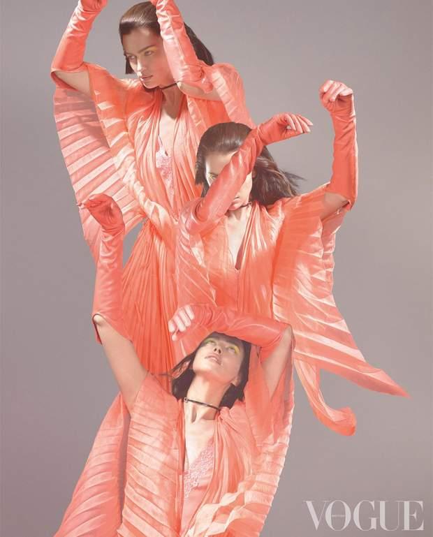 Ірина Шейк у стильній фотосесії