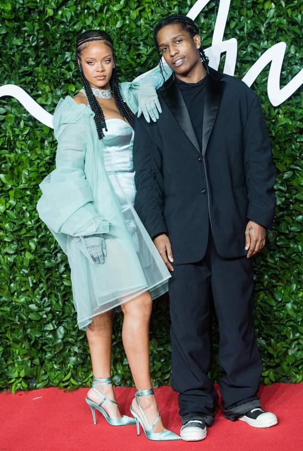 Ріанна та A$AP Rocky