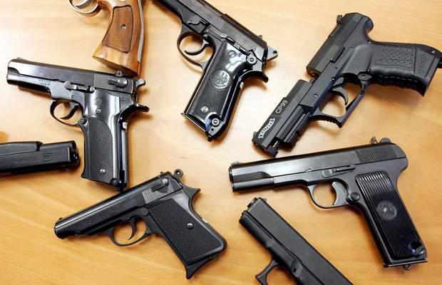 легалізація зброї, закон про зброю