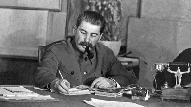 Йосип Сталін СРСР