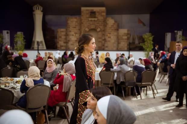 Йорданська королева