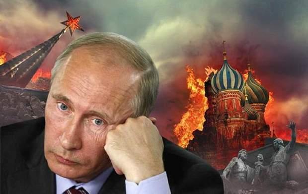 розпад росії