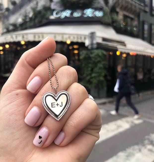 День Валентина 2020: манікюр