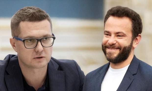 Іван Баканов та Олександр Дубінський
