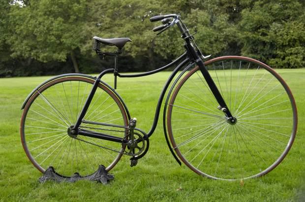 Велосипед Старлі