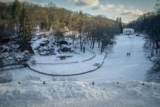 Софіївський парк, Умань