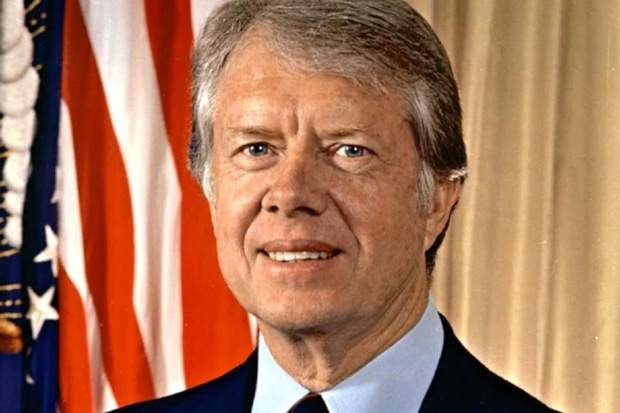 Джиммі Картер США