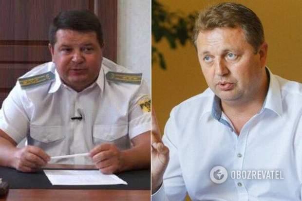 Віктор Сиса, Валерій Мурга, Гончарук. ліси, Кабмін