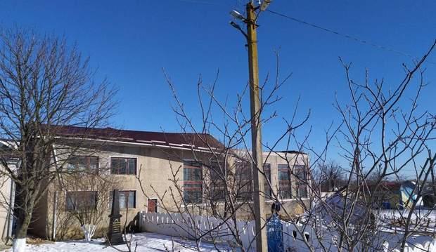 Обвал даху на Одещині