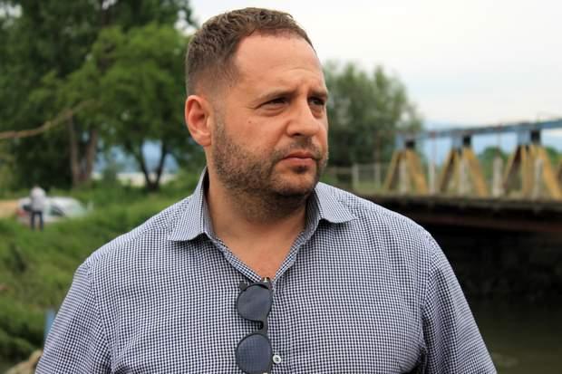 Андрій Єрмак голова Офісу Президента