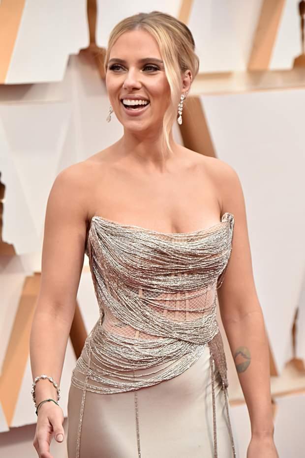 Скарлет Йоганссон на Оскарі-2020