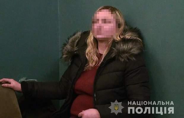київ жінка викрадення дитини