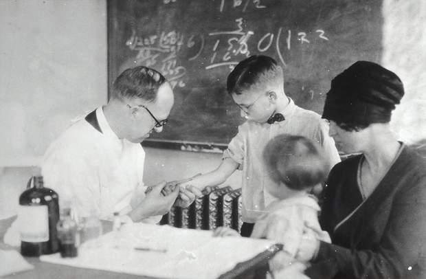 Вакцинація формує колективний імунітет