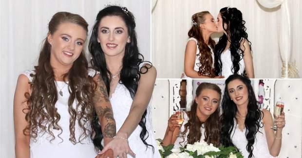 перше одностатеве весілля