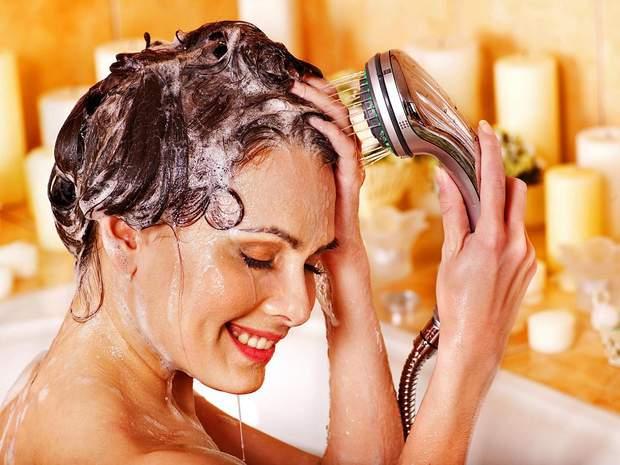 Безсульфатні шампуні не містять багато піни