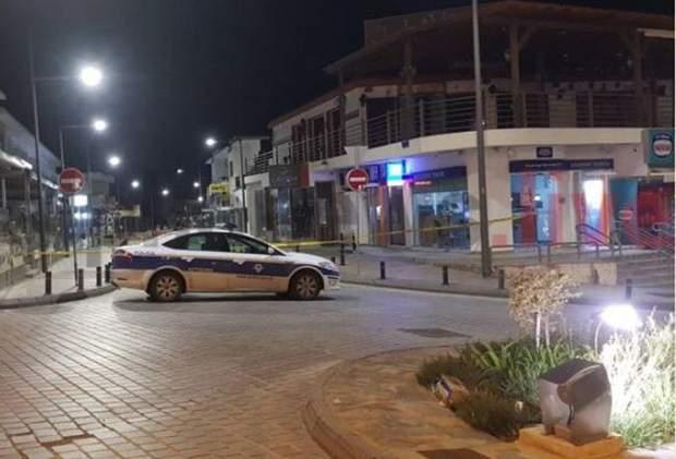 На Кипре неизвестный из автомата обстрелял кафе: есть пострадавшие
