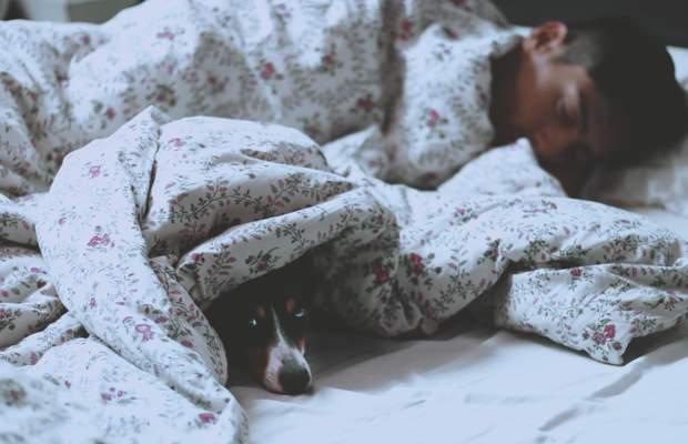 Запах коханої людини покращує сон