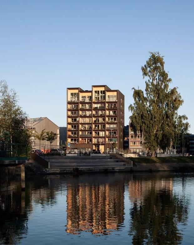 Архітектори вважають, що квартира у такому будинку збільшує добробут