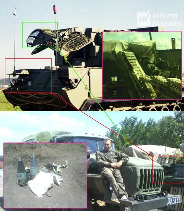 Війна на Донбасі Росія