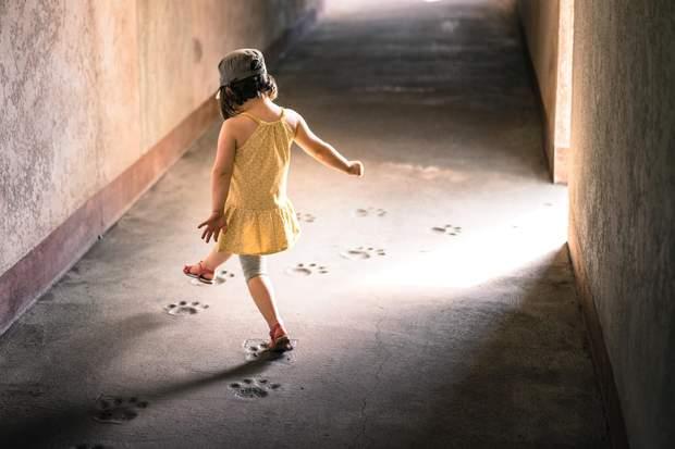 В дітей після застуди може з'являтися біль в ногах